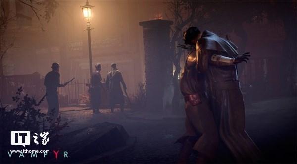 Nvidia公布《吸血鬼》游戏配置需求:4K需要GTX1080Ti显卡