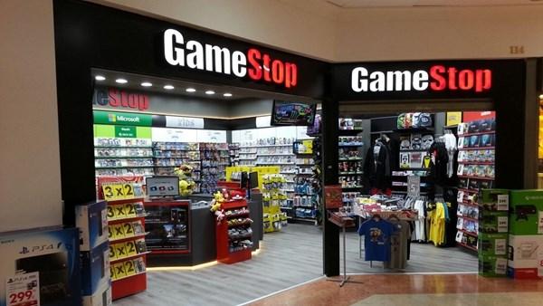 全球最大电视游戏零售商GameStopCEO离职:或与业绩销售不佳有关