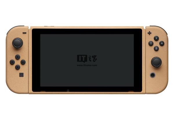 Labo纸箱风格的Switch,任天堂准备作为奖品送出