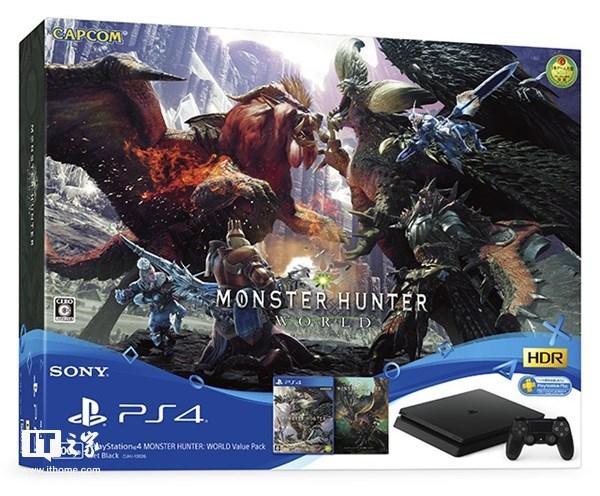 卡普空公布《怪物猎人:世界》廉价版:还有PS4同捆套装