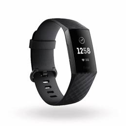 Fitbit发布全新Charge3智能手环