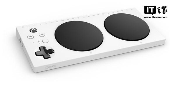 微软Xbox无障碍控制器手柄开启预售:售价677元