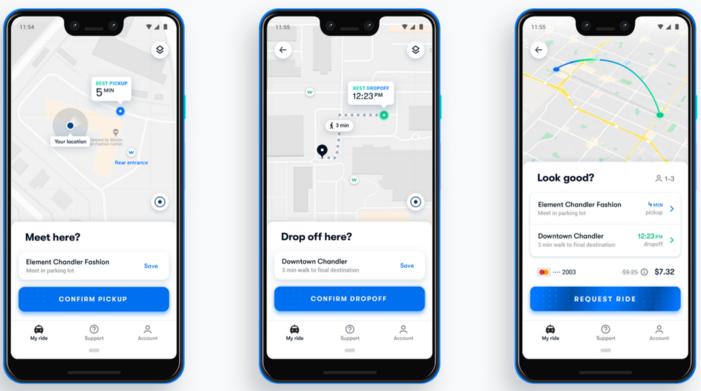 Waymo推出商业无人驾驶出租车服务类似叫辆滴滴