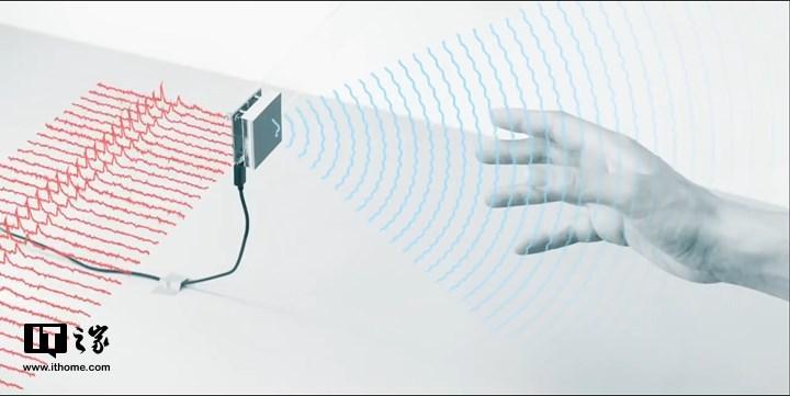 利用手势操纵设备:谷歌动作感应技术Soli获得FCC批准