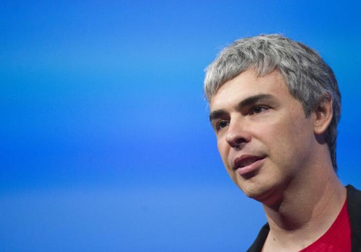 害怕队友卖股票拉里・佩奇曾担心失去谷歌控制权