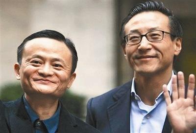 马云蔡崇信为公益出售股票,马云将出售最多2140万股