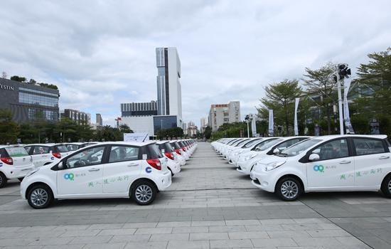 三大汽车央企联手阿里腾讯苏宁,进军新能源共享出行