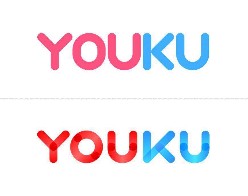优酷替换新Logo:称更扁平化、女性化、年轻化