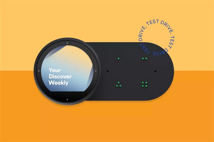 Spotify开始测试首个硬件产品:汽车智能助手