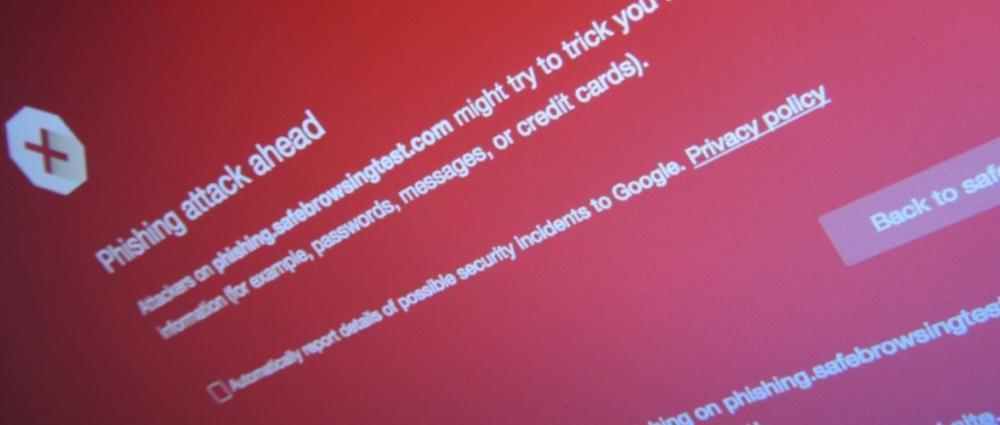 谷歌安全浏览API出问题移动浏览器无法显示攻击警告