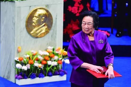 福布斯中国科技女性榜:屠呦呦、何庭波与葛越上榜
