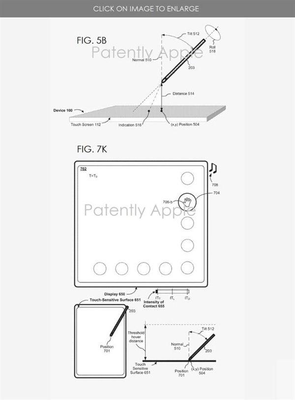 苹果获得悬停手势专利能隔空操控iPhone