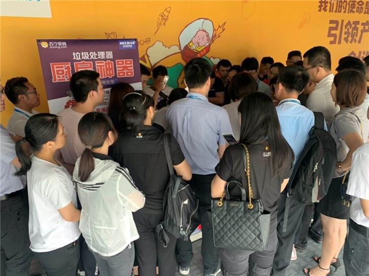 996青年如何扔垃圾?苏宁:垃圾处理器90后消费者占比78.8%