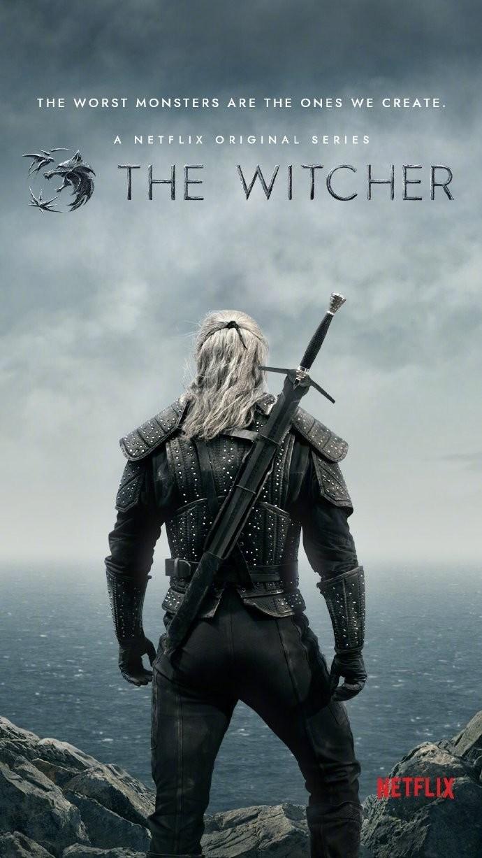 《巫师》真人电视剧海报公布,将于年底播出