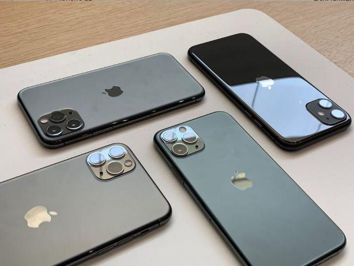 外媒:iPhone11系列依然用的是英特尔4G芯片!