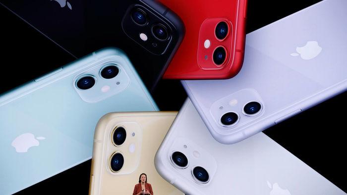 iPhone11在华预售首周末遭到疯抢分析师还是担忧没5G