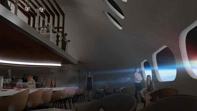 可容纳400人的太空旅馆2025年建成真能按时实现吗?