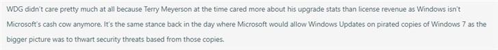 为何微软Win7升Win10突然重新免费,微软员工:为提高用户数