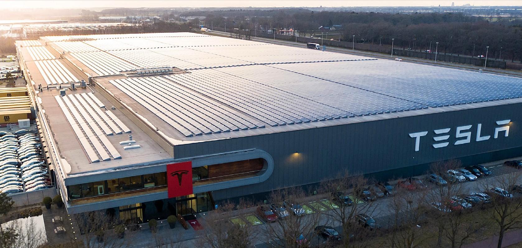特斯拉柏林工厂最早将于2020年1月开工建设