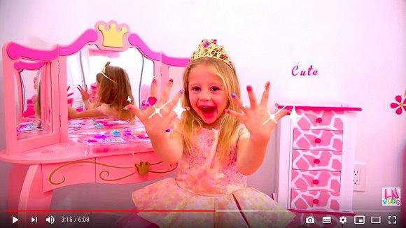 玩玩玩具做做视频,8岁小孩在Youtube年入1.8亿