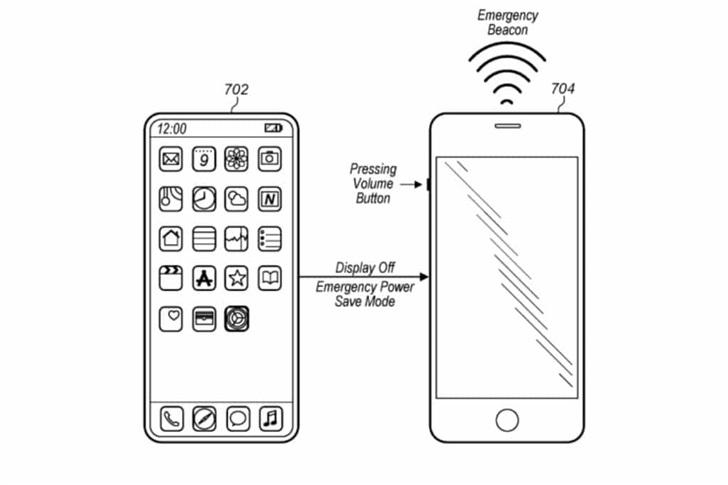 没信号也可救你命:苹果新专利让iPhone无信号也可充当紧急信标