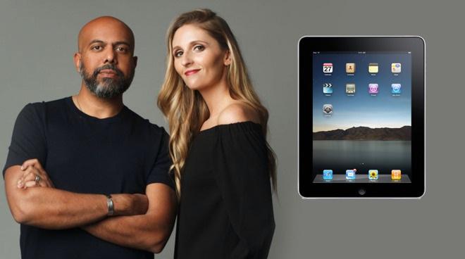 """iPad是""""阴差阳错的产物""""?前苹果设计师告诉你初代iPad那些事儿"""