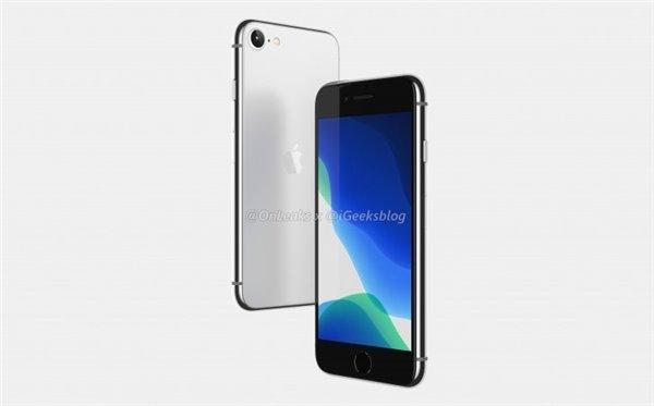郭明錤:苹果iPhoneSE2未采用7P镜头,2020上半年发布