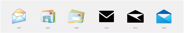 流畅设计成真,微软Windows10一大波全新彩色图标来袭