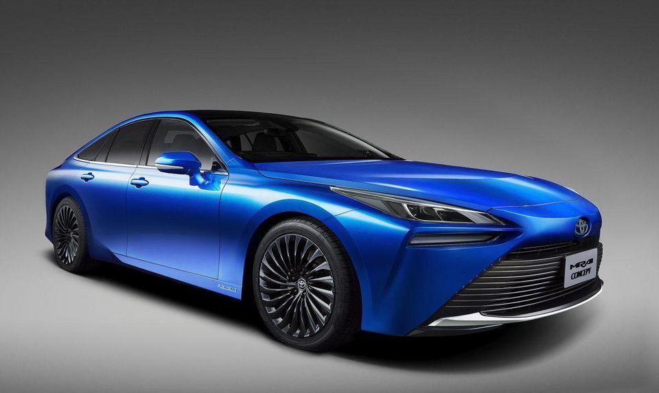 氢动力汽车与电动汽车不可同日而语?但丰田不打算放弃