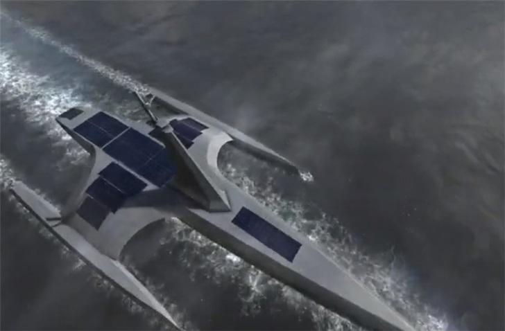 """""""五月花""""号自主驾驶航船将横跨大西洋,IBM和英伟达提供AI技术"""