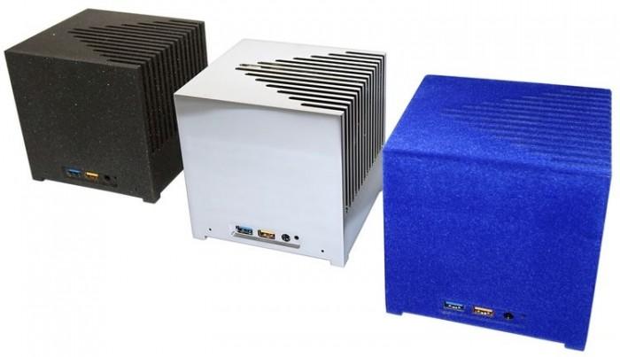 法国Bleujour推出被动散热迷你主机:最高配备i7-8559U