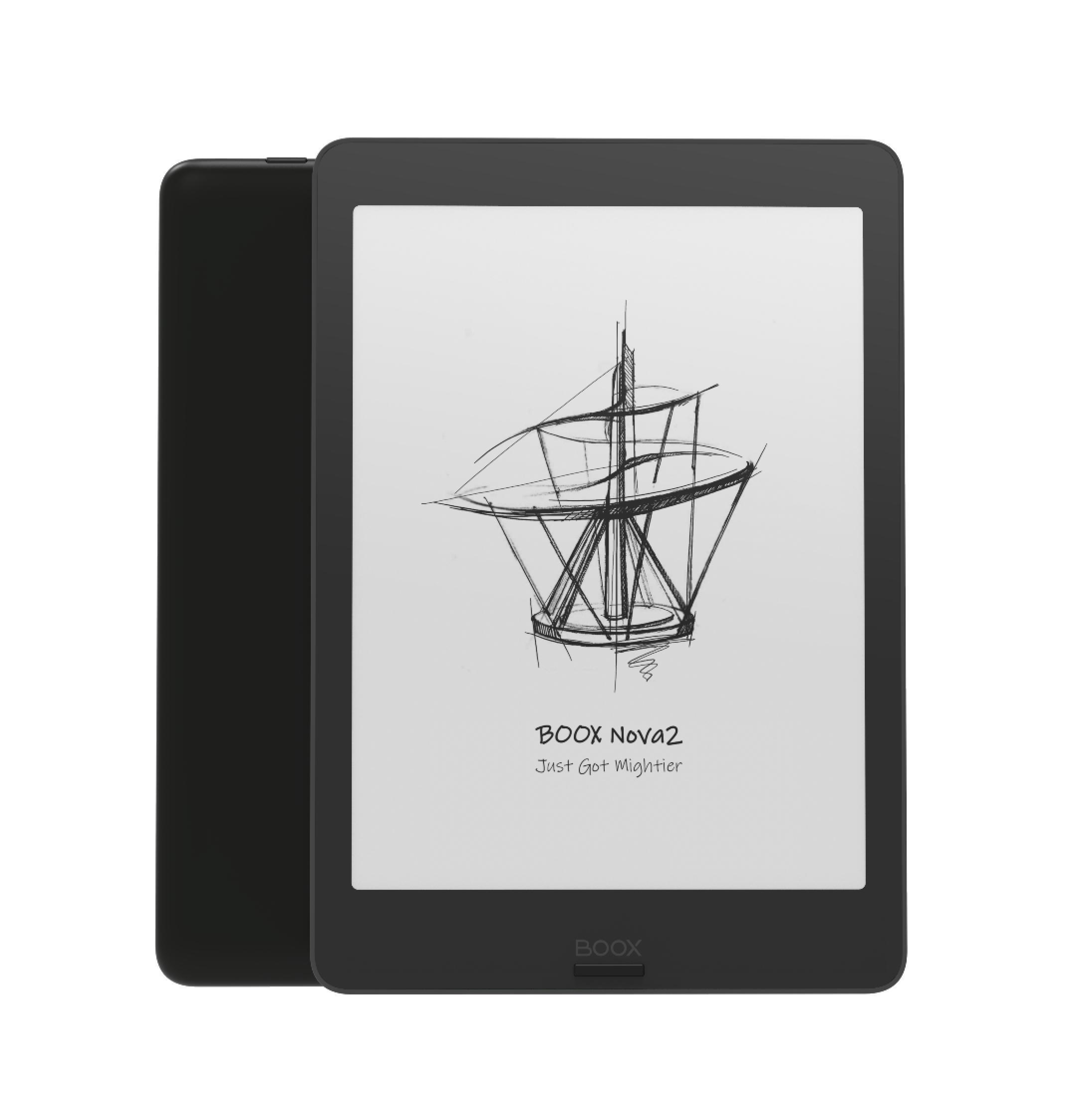 文石BOOX发布7.8英寸手写电纸书Nova2售价2280元
