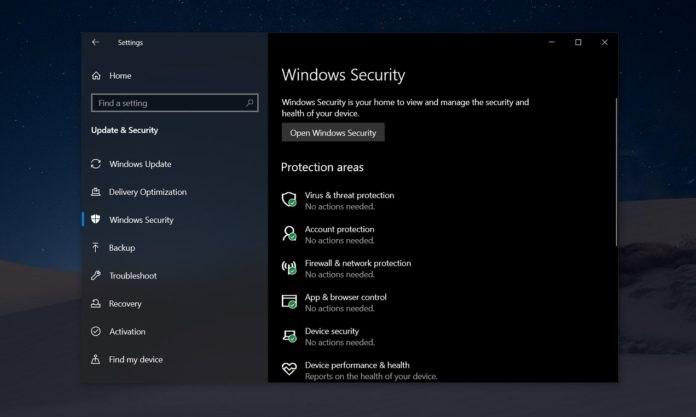 Win10杀毒软件WindowsDefender扫描跳过错误提醒,修复方法来了