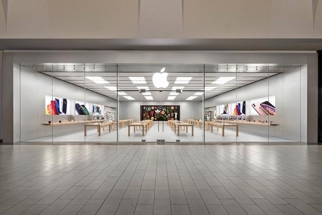 苹果美国所有AppleStore零售店停业,直到5月份