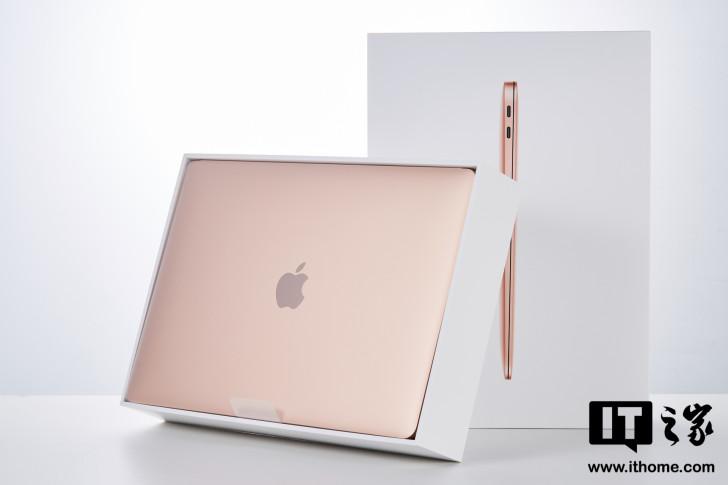 【站搜网开箱组】苹果2020款MacBookAir图赏:再见,蝴蝶键盘