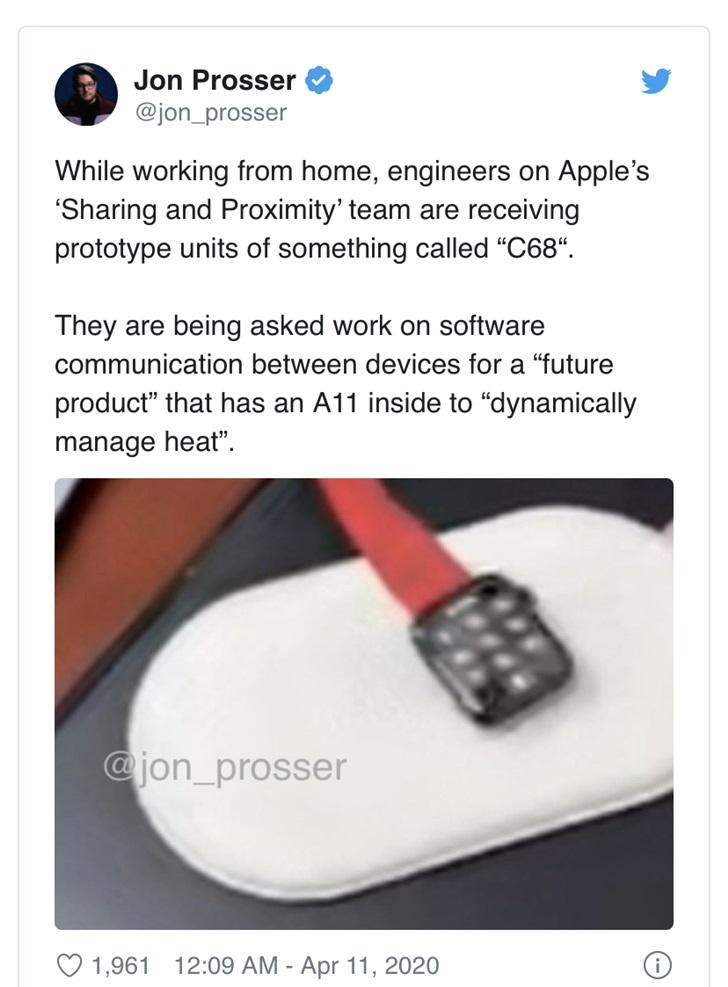 搭载A11芯片解决过热!消息称新款苹果AirPower已处于测试阶段