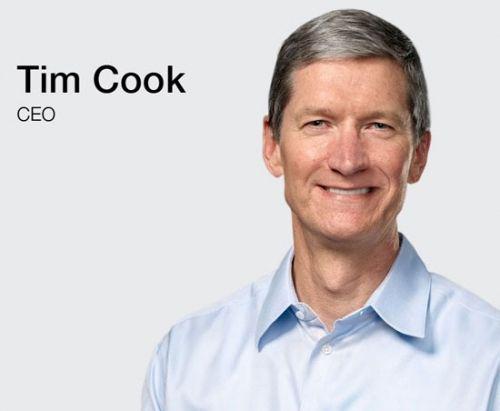 苹果库克被任命为加州经济复苏特别工作组成员