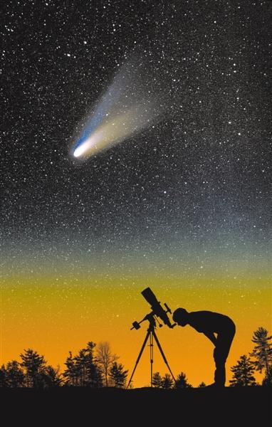 """在最耀眼的时刻来临前瓦解""""末日彗星""""或迎来自己的末日"""