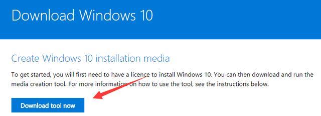 u盘启动windows10iso文件下载