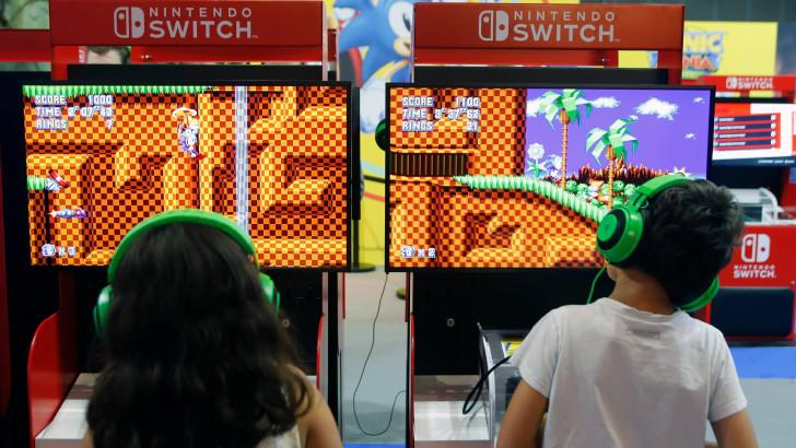 Switch供应短缺,任天堂:今年产量提高约10%
