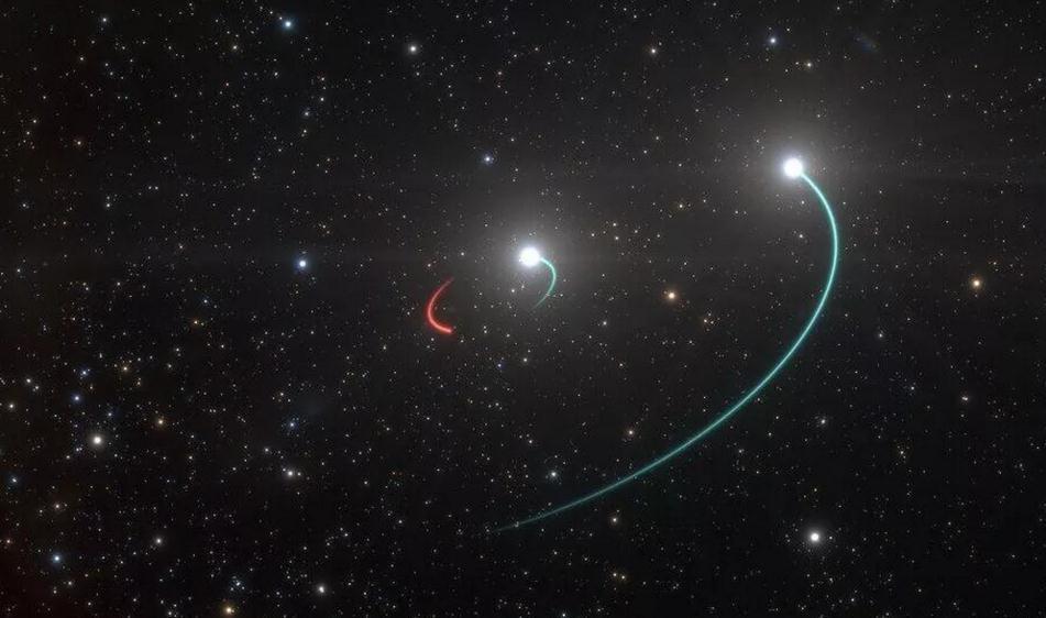 只有1000光年!天文学家发现迄今距离地球最近黑洞