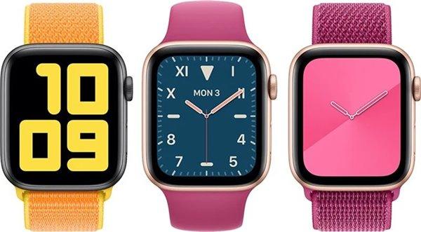 苹果watchOS6.2.5开发者预览版Beta3推送