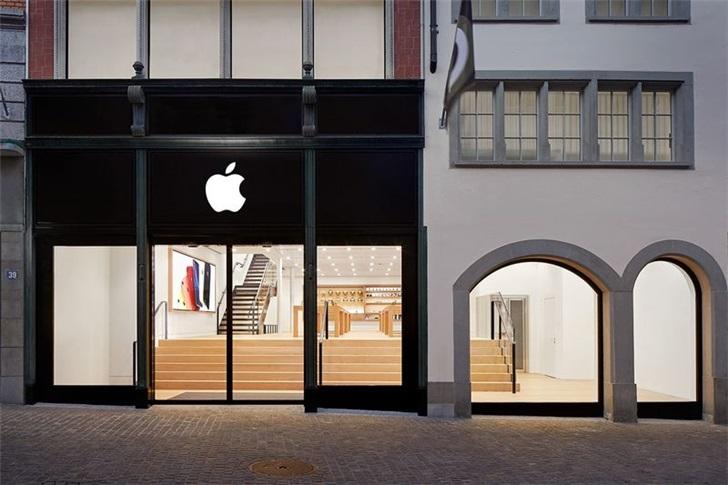 开门大吉!瑞士所有AppleStore门店将于5月12日重新开业