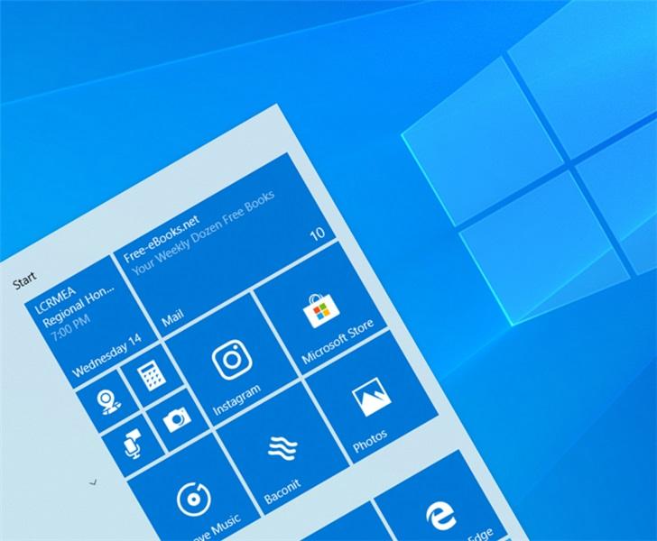 微软确认Win10版本2004正式版将在5月推送