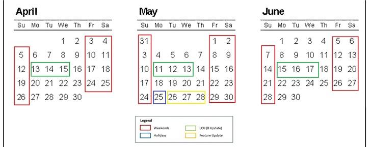 微软意外曝光Windows105月更新发布时间:5月26日开始