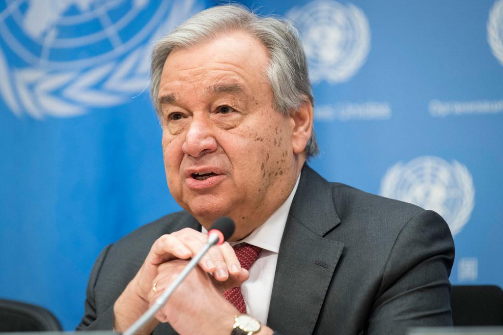 联合国秘书长:信息技术把几十亿人联系起来是希望的灯塔