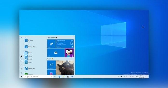 微软Win10版本2009曝光,是个小更新