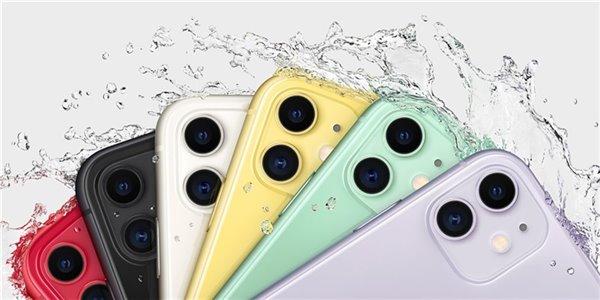 新报告:苹果iPhone11成今年一季度最畅销的智能手机