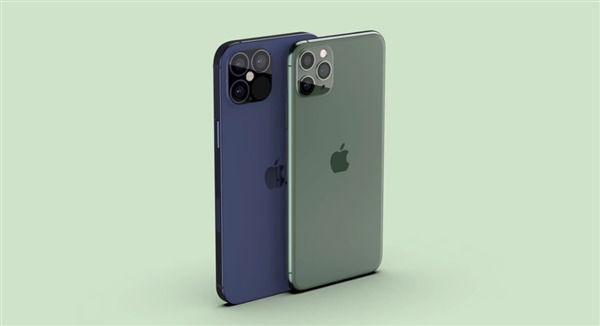 iPhone12系列屏幕细节曝光:三星OLED屏独霸大半!