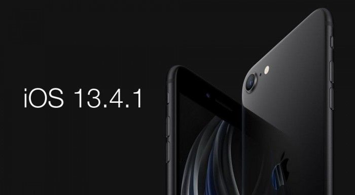 iOS13.5发布后苹果已经关闭iOS13.4.1降级通道